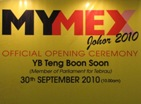 METALWORKING AND MANUFACTORING EXHIBITION (MYMEX 2010)